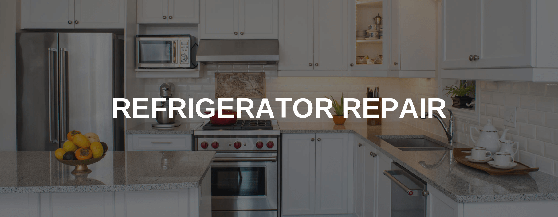 refrigerator repair irving